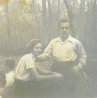 Mildred Ann Mook and Milton