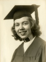 Mary Lou Norwood FSCW/FSU Graduation Photo