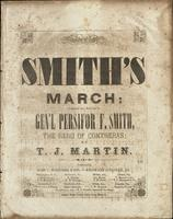 Gen. Persifor F. Smith's March