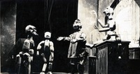 Doctor Faust Puppet Show