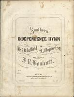 Southern Independence Hymn