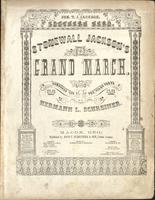 "Stonewall Jackson's"" Grand March"