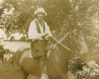 Elizabeth Byrd Taylor Scrapbook, ca. 1922-1926