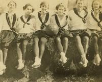 Kathrine Park Scrapbook, ca. 1920s