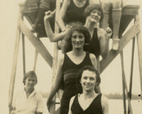 Mary Cobb Nelson Scrapbook, 1923-1952