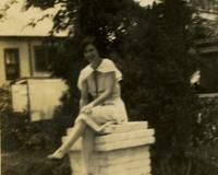 Marie Elston Scrapbook, ca. 1927-1929