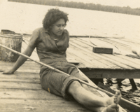 Victoria J. Lewis Scrapbook, 1940-1944