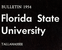 Undergraduate Bulletin