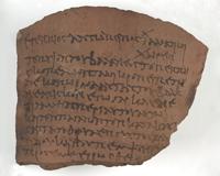 Papyri & Ostraka
